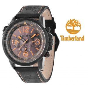 Relógio Timberland® Campton Brown | Bracelete Couro | 10ATM