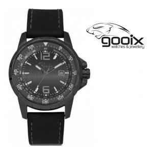 Relógio Gooix® Alino Preto | 10ATM