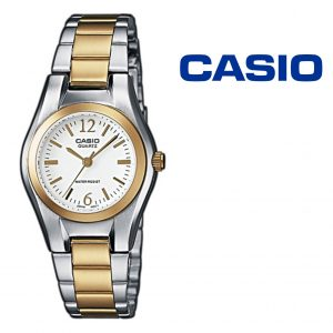 1d6ed048a45 Relógio Casio® LTP-1280PSG-7A Prateado