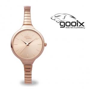Relógio Gooix® Eve Dourado Rosa | 5ATM