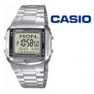 Relógio Casio® DB360-1A Prateado