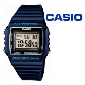 Relógio Casio® W-215H-2A Azul