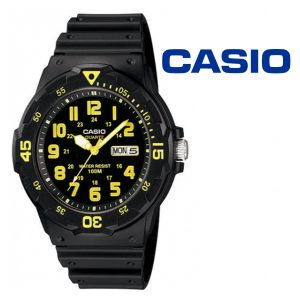 Watch Casio® MRW-200H Yellow