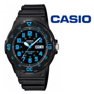 Relógio Casio® MRW-200H Azul