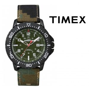 Relógio Timex Expedition® Uplander Green | 5ATM