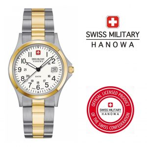 Relógio Swiss Military® Hanowa | Conquest | 10ATM