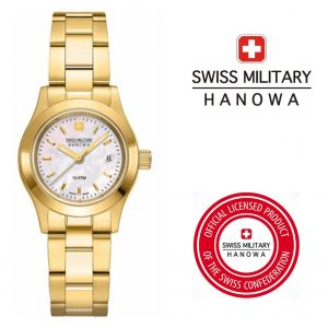 Relógio Swiss Military® Hanowa | Freedom Lady | 10ATM