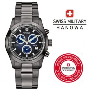 Relógio Swiss Military® Hanowa Freedom Chrono