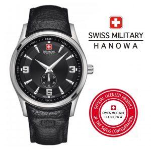 Relógio Swiss Military® Hanowa Women´s | Mostrador Preto | 10ATM