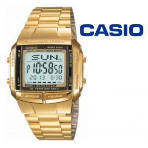 Relógio Casio® DB360G-9A Dourado