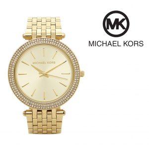 Relógio Michael Kors® Darci Glitz Dourado | 5ATM