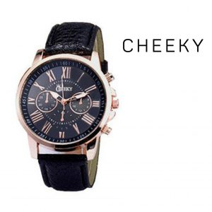 Relógio Cheeky  Black I Movimento Seiko