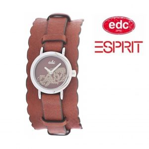 Relógio EDC by Esprit® Flower Romance Cosmic Brown | 3ATM