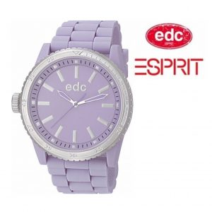 Relógio EDC by Esprit® Rubber Starlet Frosty Purple | 3ATM