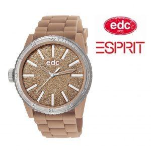 Relógio EDC by Esprit® Glitter Star Warm Taupe | 3ATM