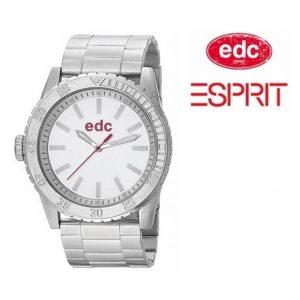 Relógio EDC by Esprit® Starlet Sparkling Silver | 3ATM