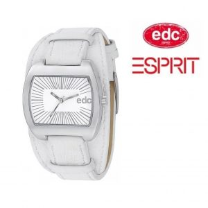 Relógio EDC by Esprit® Rocky Belt Pure White | 3ATM