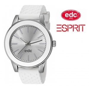Relógio EDC by Esprit® Soul Wave White | 3ATM