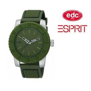 Relógio EDC by Esprit® Pendulum Midnight Olive Green | 3ATM