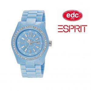 Relógio EDC by Esprit® Cupid | Frosty Blue | 3ATM
