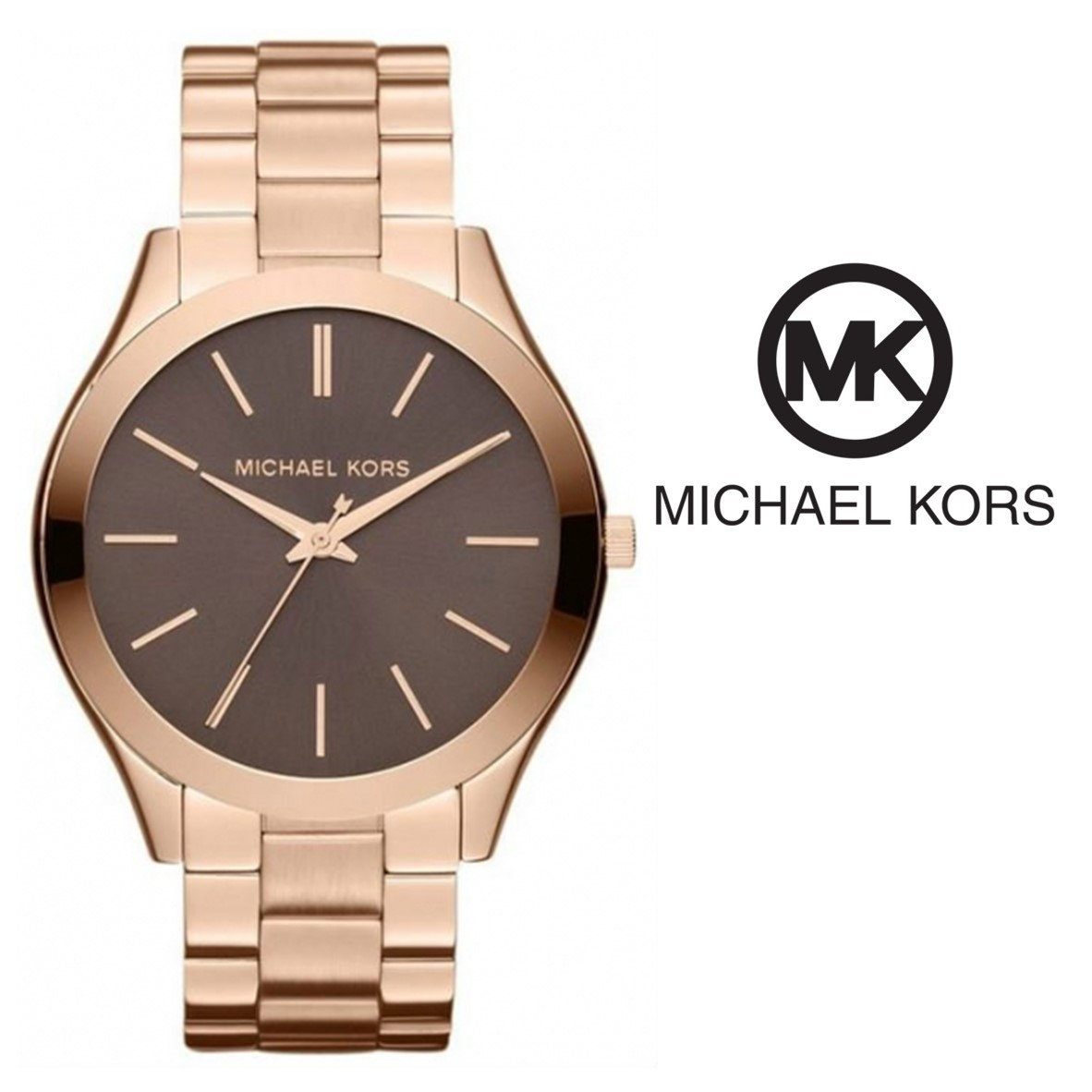 6ab366f70 Relógio Michael Kors® Runway Rose Gold | 5ATM - You Like It