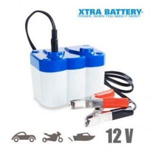 Arrancador de Bateria Portátil