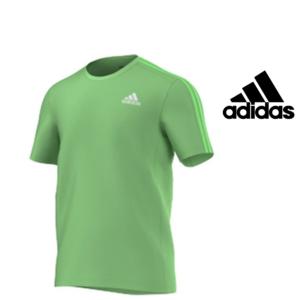 Adidas® T-Shirt Essentials 3S Verde | Tecnologia Climalite®