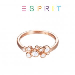 Esprit® Anel Rose Gold com Cristais   18mm