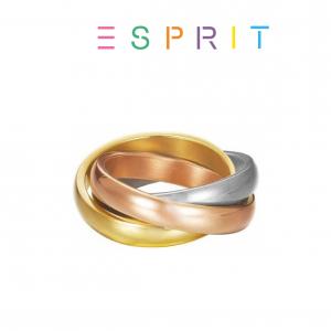 Esprit® Anel ESRG A160 | Dourado Rosa | Prateado | 16mm