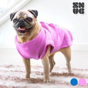 Manta com Mangas para Pequenos Cães | Rosa ou Azul