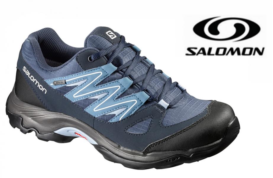 Detalles acerca de Salomon ® granitik gore tex Zapatos