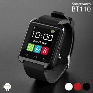 Smart Watch | Sincronize Com O Seu Smartphone | Ouça Música | Atenda Chamadas