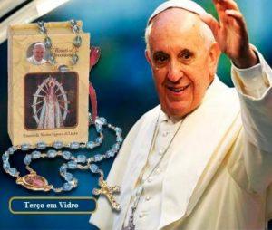 Terço Religioso | Coleção Papa Francisco | Rosário do Santo Ignacio de Loyola