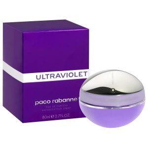 Perfume Paco Rabanne Ultraviolet 80 ml