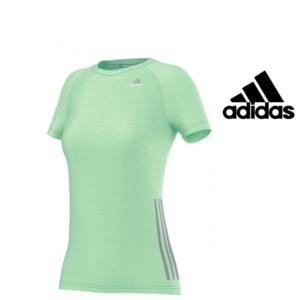 Adidas® T-Shirt Supernova Verde | Tecnologia Climacool®