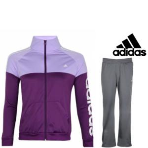 Adidas® Fato de Treino Lilás