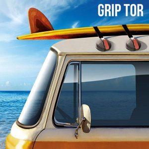 Grip To Pack 2 Ventosas Para Carros | Sistema de Fixação Cómodo e Simples