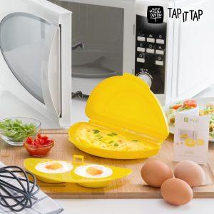 Tortilheira Para Micro-Ondas Tap It Tap