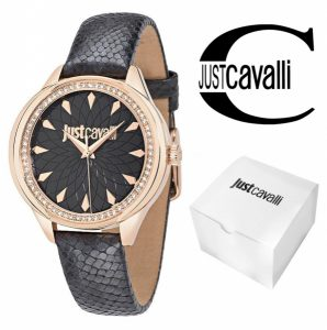 Relógio Just Cavalli® JC01 Rose Gold | Black | 3ATM