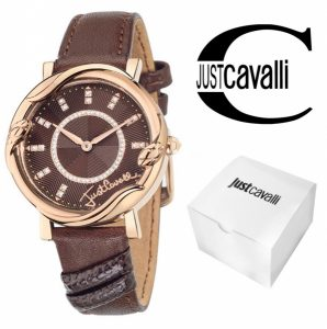 Relógio Just Cavalli® Mirage Brown | 3ATM