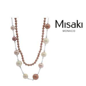Colar Misaki® QCRNTERRAMULTIPLE | Silver