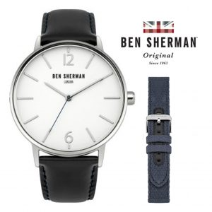 Relógio Ben Sherman® London Original Since 1963 WB059BU I 3ATM
