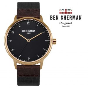 Relógio Ben Sherman® London Original Since 1963 WB049BRG I 3ATM