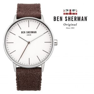 Relógio Ben Sherman® London Original Since 1963 WB009PA I 3ATM