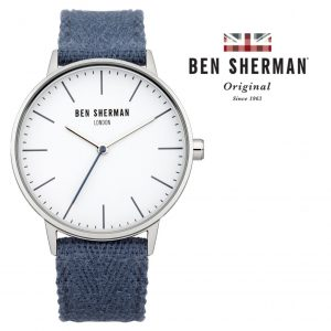 Relógio Ben Sherman® London Original Since 1963 WB009UA I 3ATM