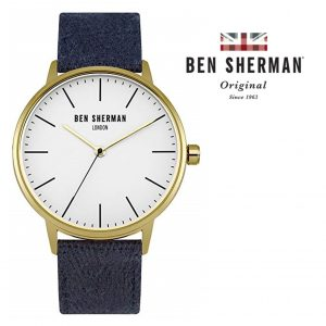 Relógio Ben Sherman® London Original Since 1963 WB009UG I 3ATM