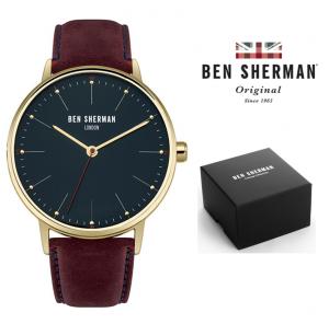 Relógio Ben Sherman® London Original Since 1963 WB009BRG I 3ATM
