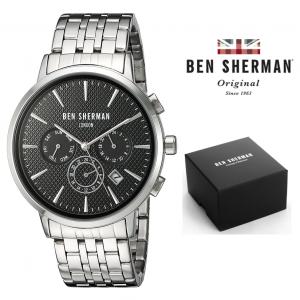 Relógio Ben Sherman® London Original Since 1963 WB028BMA I 3ATM