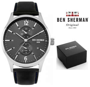 Relógio Ben Sherman® London Original Since 1963 WB047B I 3ATM
