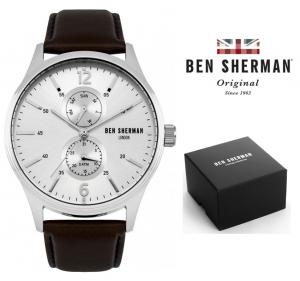 Relógio Ben Sherman® London Original Since 1963 WB047BR I 3ATM